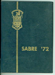 Page 1, 1972 Edition, Washington School - Sabre Yearbook (Greenville, MS) online yearbook collection