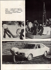 Page 7, 1974 Edition, Washington School - Sabre Yearbook (Greenville, MS) online yearbook collection
