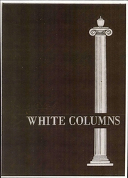 1964 Edition, Belhaven University - White Columns Yearbook (Jackson, MS)
