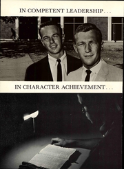 Page 16, 1964 Edition, Belhaven University - White Columns Yearbook (Jackson, MS) online yearbook collection