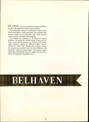 Page 8, 1964 Edition, Belhaven University - White Columns Yearbook (Jackson, MS) online yearbook collection