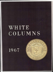 Page 1, 1967 Edition, Belhaven University - White Columns Yearbook (Jackson, MS) online yearbook collection