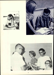 Page 16, 1967 Edition, Belhaven University - White Columns Yearbook (Jackson, MS) online yearbook collection