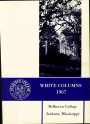 Page 7, 1967 Edition, Belhaven University - White Columns Yearbook (Jackson, MS) online yearbook collection