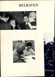 Page 8, 1967 Edition, Belhaven University - White Columns Yearbook (Jackson, MS) online yearbook collection