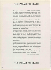 Page 16, 1958 Edition, First Chair of America - National Yearbook (Greenwood, MS) online yearbook collection