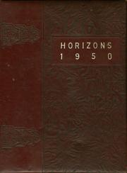 1950 Edition, Holmes Community College - Horizons Yearbook (Goodman, MS)