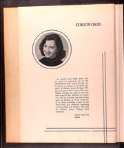 Page 6, 1954 Edition, Holmes Community College - Horizons Yearbook (Goodman, MS) online yearbook collection