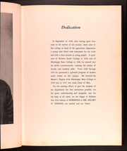 Page 9, 1954 Edition, Holmes Community College - Horizons Yearbook (Goodman, MS) online yearbook collection