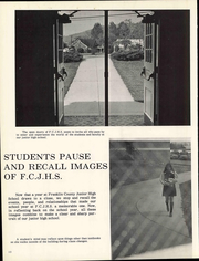 Page 14, 1972 Edition, Franklin County Middle School - Bulldog Yearbook (Meadville, MS) online yearbook collection
