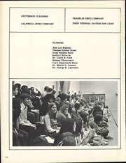 Page 148, 1972 Edition, Franklin County Middle School - Bulldog Yearbook (Meadville, MS) online yearbook collection