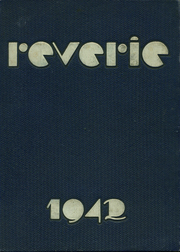 1942 Edition, Meridian Junior College - Reverie Yearbook (Meridian, MS)