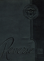 1952 Edition, Meridian Junior College - Reverie Yearbook (Meridian, MS)