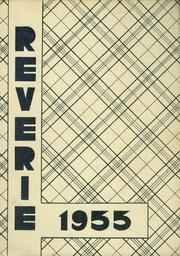 Meridian Junior College - Reverie Yearbook (Meridian, MS) online yearbook collection, 1955 Edition, Page 1