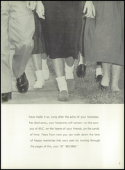 Page 11, 1957 Edition, Meridian Junior College - Reverie Yearbook (Meridian, MS) online yearbook collection
