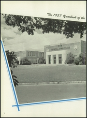 Page 6, 1957 Edition, Meridian Junior College - Reverie Yearbook (Meridian, MS) online yearbook collection
