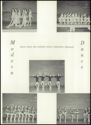 Page 163, 1958 Edition, Meridian Junior College - Reverie Yearbook (Meridian, MS) online yearbook collection