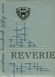 Meridian Junior College - Reverie Yearbook (Meridian, MS) online yearbook collection, 1959 Edition, Page 1