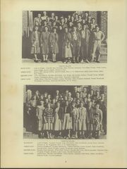 Page 10, 1949 Edition, Holcut High School - Eagle Yearbook (Holcut, MS) online yearbook collection