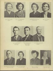 Page 6, 1949 Edition, Holcut High School - Eagle Yearbook (Holcut, MS) online yearbook collection