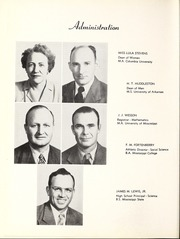 Page 12, 1950 Edition, Copiah Lincoln Community College - Trillium Yearbook (Wesson, MS) online yearbook collection