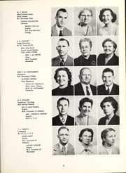 Page 13, 1950 Edition, Copiah Lincoln Community College - Trillium Yearbook (Wesson, MS) online yearbook collection