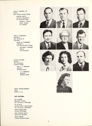 Page 15, 1950 Edition, Copiah Lincoln Community College - Trillium Yearbook (Wesson, MS) online yearbook collection