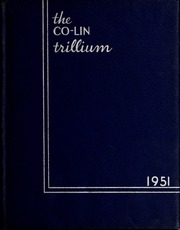 Page 1, 1951 Edition, Copiah Lincoln Community College - Trillium Yearbook (Wesson, MS) online yearbook collection