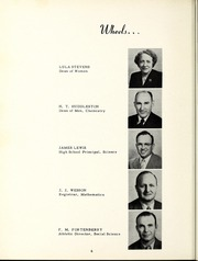 Page 10, 1951 Edition, Copiah Lincoln Community College - Trillium Yearbook (Wesson, MS) online yearbook collection