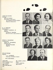 Page 13, 1951 Edition, Copiah Lincoln Community College - Trillium Yearbook (Wesson, MS) online yearbook collection