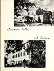 Page 15, 1951 Edition, Copiah Lincoln Community College - Trillium Yearbook (Wesson, MS) online yearbook collection