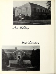 Page 16, 1951 Edition, Copiah Lincoln Community College - Trillium Yearbook (Wesson, MS) online yearbook collection