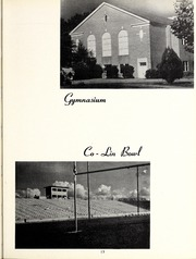 Page 17, 1951 Edition, Copiah Lincoln Community College - Trillium Yearbook (Wesson, MS) online yearbook collection
