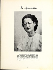 Page 7, 1951 Edition, Copiah Lincoln Community College - Trillium Yearbook (Wesson, MS) online yearbook collection