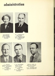 Page 14, 1952 Edition, Copiah Lincoln Community College - Trillium Yearbook (Wesson, MS) online yearbook collection
