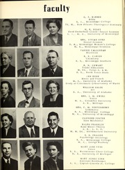 Page 15, 1952 Edition, Copiah Lincoln Community College - Trillium Yearbook (Wesson, MS) online yearbook collection