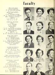 Page 16, 1952 Edition, Copiah Lincoln Community College - Trillium Yearbook (Wesson, MS) online yearbook collection