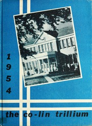 Page 1, 1954 Edition, Copiah Lincoln Community College - Trillium Yearbook (Wesson, MS) online yearbook collection