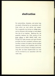 Page 6, 1954 Edition, Copiah Lincoln Community College - Trillium Yearbook (Wesson, MS) online yearbook collection