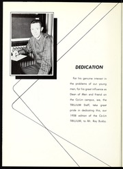 Page 10, 1958 Edition, Copiah Lincoln Community College - Trillium Yearbook (Wesson, MS) online yearbook collection