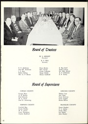 Page 16, 1959 Edition, Copiah Lincoln Community College - Trillium Yearbook (Wesson, MS) online yearbook collection