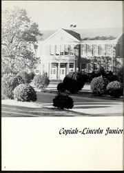 Page 6, 1959 Edition, Copiah Lincoln Community College - Trillium Yearbook (Wesson, MS) online yearbook collection