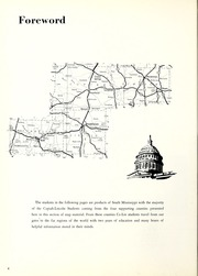 Page 8, 1964 Edition, Copiah Lincoln Community College - Trillium Yearbook (Wesson, MS) online yearbook collection