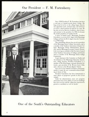 Page 16, 1968 Edition, Copiah Lincoln Community College - Trillium Yearbook (Wesson, MS) online yearbook collection