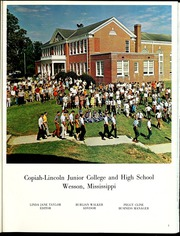 Page 5, 1968 Edition, Copiah Lincoln Community College - Trillium Yearbook (Wesson, MS) online yearbook collection