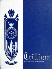 Page 1, 1969 Edition, Copiah Lincoln Community College - Trillium Yearbook (Wesson, MS) online yearbook collection