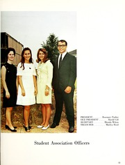 Page 17, 1969 Edition, Copiah Lincoln Community College - Trillium Yearbook (Wesson, MS) online yearbook collection