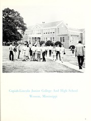 Page 5, 1969 Edition, Copiah Lincoln Community College - Trillium Yearbook (Wesson, MS) online yearbook collection
