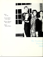 Page 6, 1969 Edition, Copiah Lincoln Community College - Trillium Yearbook (Wesson, MS) online yearbook collection
