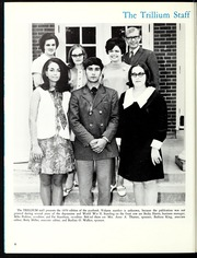 Page 10, 1970 Edition, Copiah Lincoln Community College - Trillium Yearbook (Wesson, MS) online yearbook collection